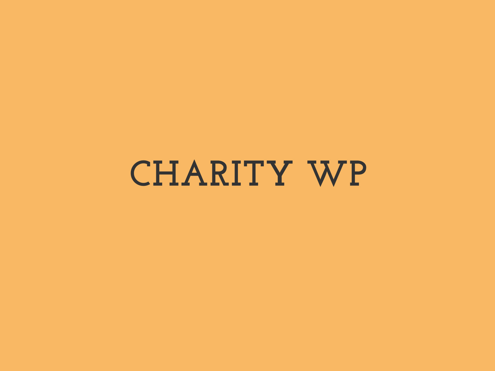 wp charity themes