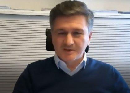 Interviews with successful diaspora – Milan Gajić, Chief Financial Officer at Strabag